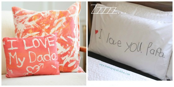 pillows kids can make and give