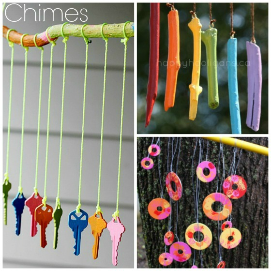 Wind Chimes Kids Can Make And Give