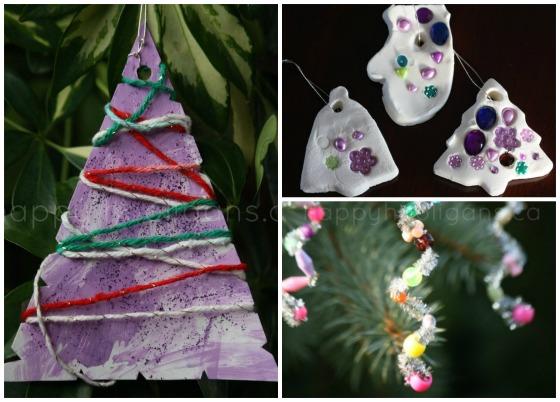 fone motor Christmas Ornaments