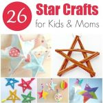25+ Star crafts for kids and moms to make copy