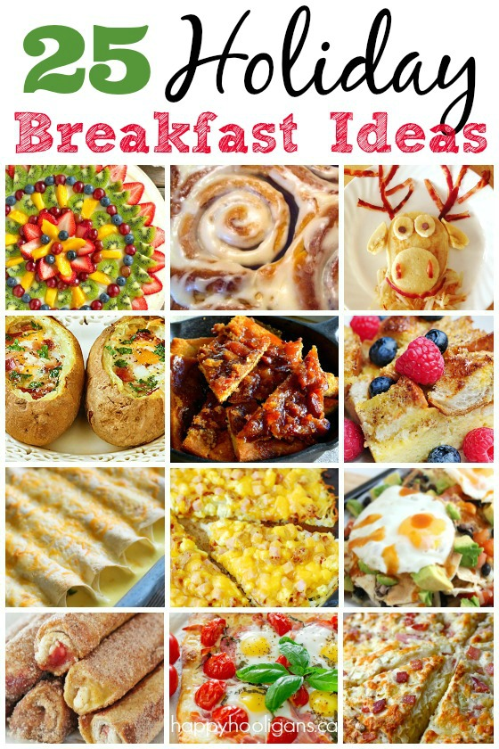 25 christmas breakfast ideas happy hooligans