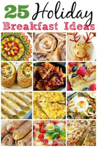 25 Christmas Breakfast Ideas copy
