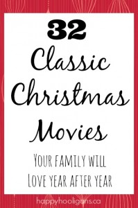 32 Classic Christmas Movies Your Family Will Love - Happy Hooligans