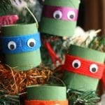 Teenage Mutant Ninja Turtle Ornaments  copy