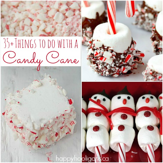 candy cane marshmallow recipes