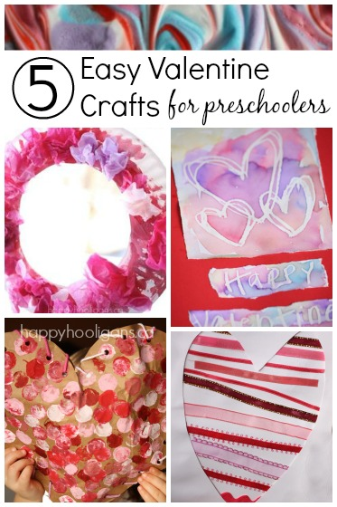 Valentines Crafts For Kids Happy Hooligans