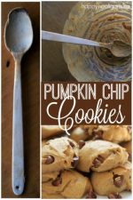Insanely Addictive Pumpkin Chocolate Chip Cookies that Will Make You Mom of The Year