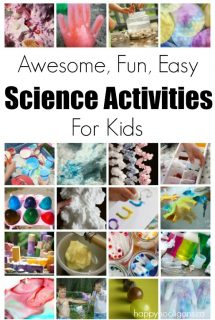 Fun and Easy Science Activities for Kids