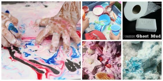 sensory science activities for kids