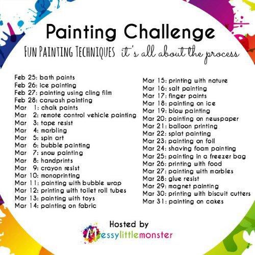 Painting-Challenge
