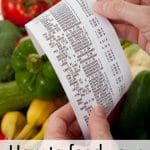 feed family on a budget