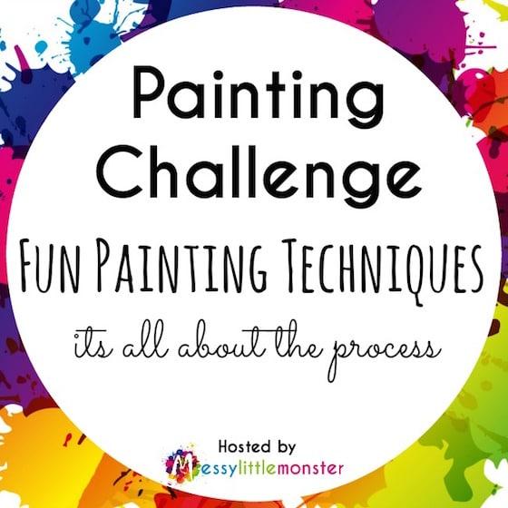 painting challenge logo