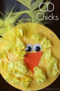 CD Chicks for preschoolers and toddlers
