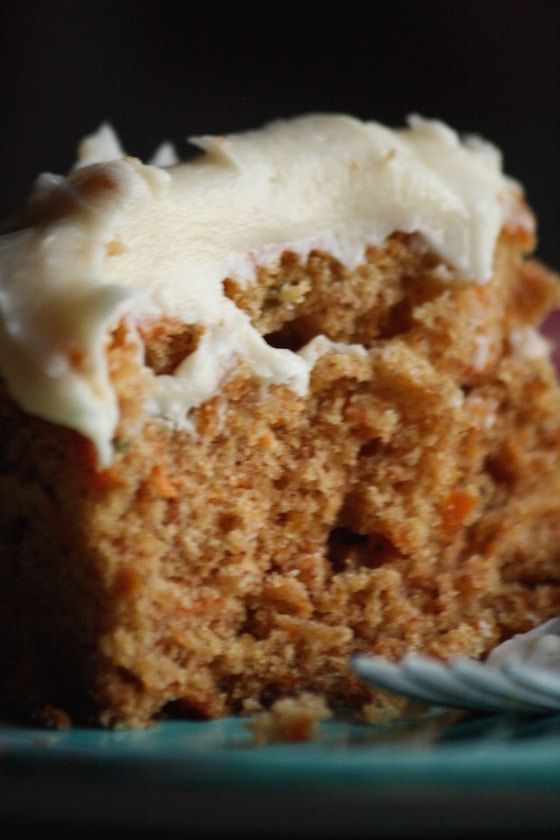 Calories In Carrot Cake With Cream Cheese Frosting