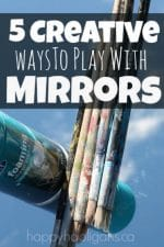 Mirror Play: 5 Fun Ways to Play and Learn with Mirrors
