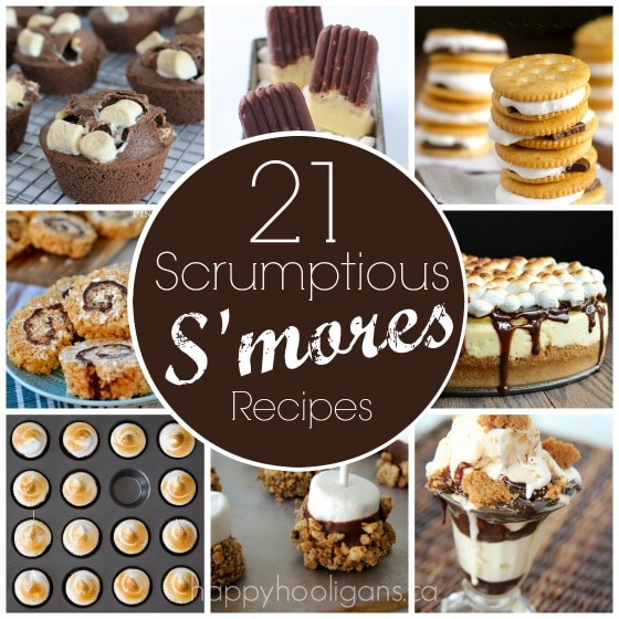21 s'mores recipes that you don't need a campfire for