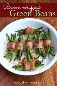 Bacon Wrapped Green Bean Recipe