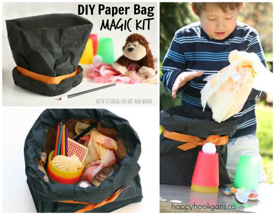 Homemade Paper Bag Magic Kit copy