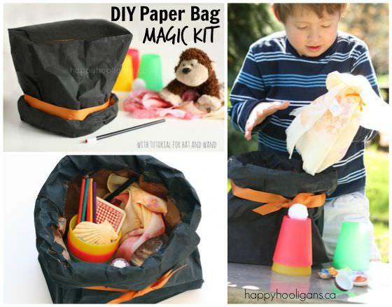 Homemade Paper Bag Magic Kit copy