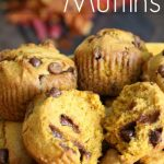 Pumpkin Chip Muffin Recipe - Happy Hooligans