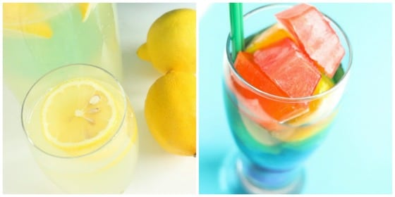 easy homemade drinks for kids