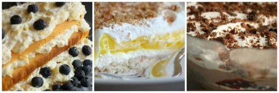 quick and easy dessert recipes