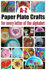 50+ Paper Plate Crafts for Kids – Epic A to Z Collection