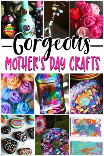 Mother's Day Crafts Kids All Ages