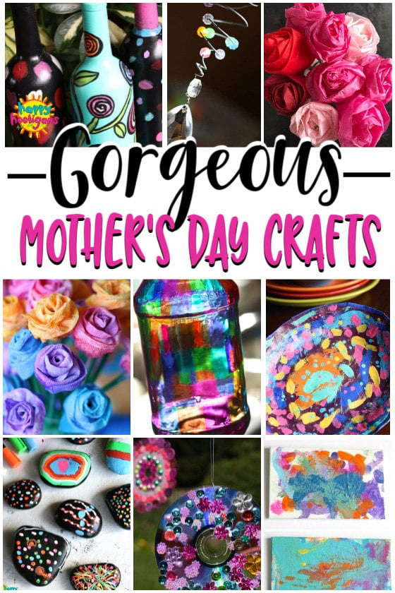 Mothers Day Craft Ideas For Older Kids