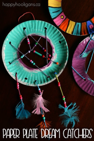 Dream Catchers Kids Can Make for a Better Night's Sleep