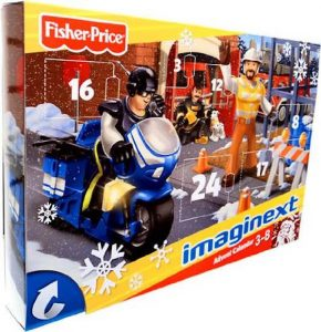 Imaginext Advent Calendar