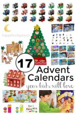 17+ Awesome Advent Calendars Your Kids Will LOVE!