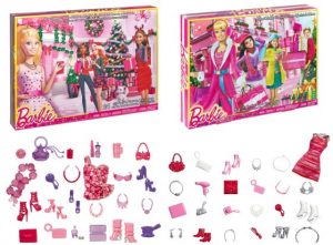 Barbie Advent calendars