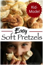Homemade Soft Pretzels Recipe – Easy and Delicious