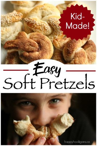Homemade Soft Pretzels Recipe – Easy and Delicious