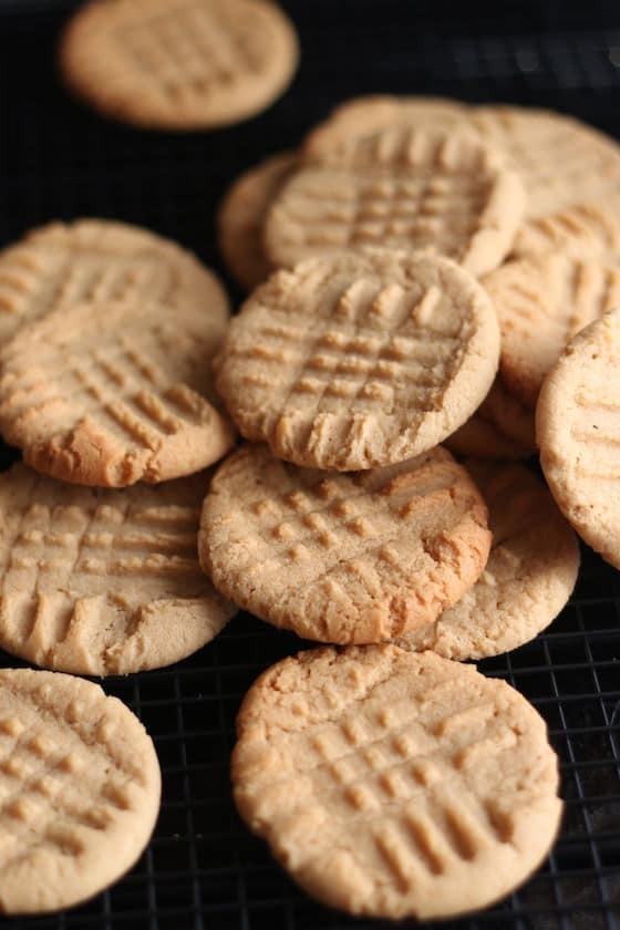 Easy and Delicious Peanut Butter Cookies