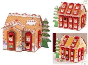 kidskraft wooden -advent-calendar-house