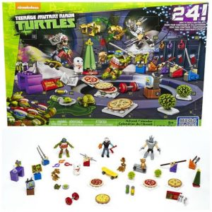 Ninja Turtles Advent Calendar for Kids