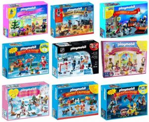Playmobil advent calendars for kids