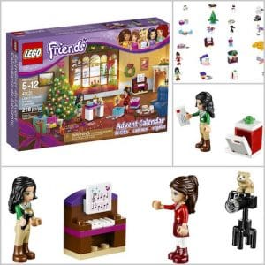 LEGO Friends Advent Calendars for Kids