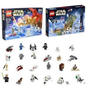 lego-starwars-advent calendar building kit for kids