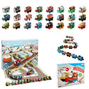 Thomas the Train Advent Calendar for kids