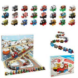 Thomas the Train Advent Calendar for kids