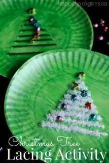 Tree Lacing Craft
