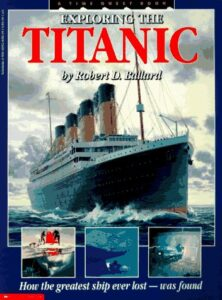 Exploring the Titanic Book Cover