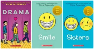 Books for tween girls