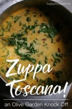 Zuppa Toscana: Sausage Soup – An Olive Garden Copycat Recipe