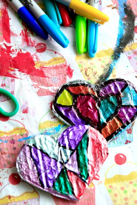 Valentines Crafts For Preschool