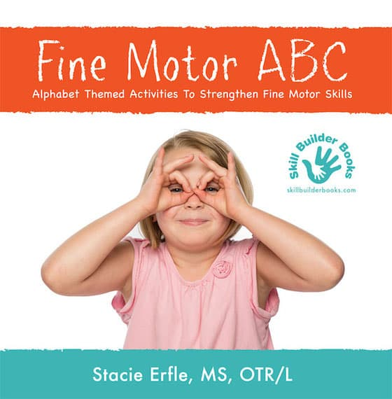 Fine Motor ABC by Stacie Erfle