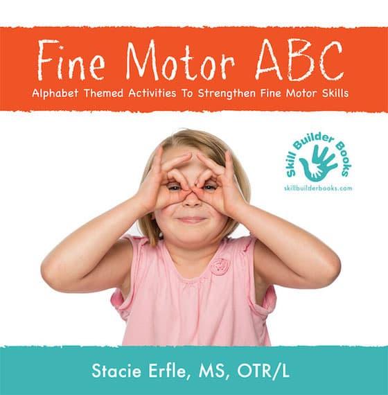 Fine Motor ABC by Stacie Erfle